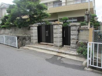 藤井寺市 F様邸 外装リフォーム事例