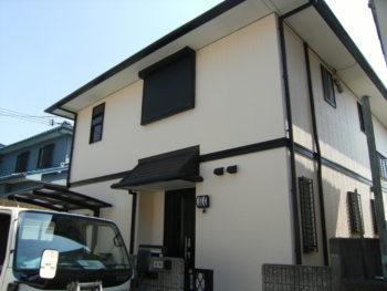 堺市 堺区 O様邸 外壁・屋根塗装工事 事例