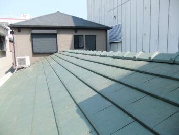 和歌山県 かわら屋根葺き替え工事