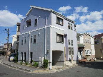 堺市 西区 鳳北町 W邸 外壁・屋根塗装工事 事例