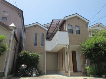 堺市  西区  鳳北町 Y様邸 外壁・屋根施工事例