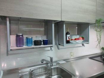 堺市 西区 上野芝町 キッチン交換工事
