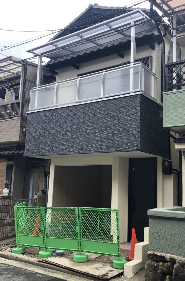 堺市 西区 草部 F様邸 フルリフォーム  4/1~7月中旬完成 随時更新中!