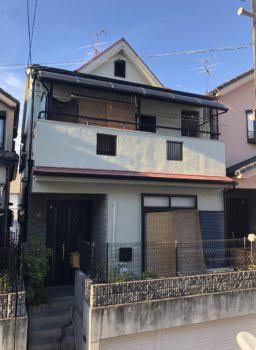 堺市 堺区 協和町 Ⅰ様邸 外壁・屋根塗装工事 施工事例